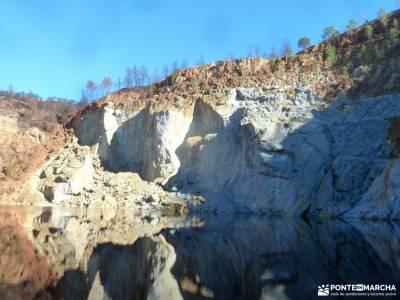 Sierra Aracena-Minas RíoTinto;experiencia senderismo hiking experience ruta puerto de canencia